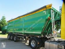 Lück 53 cbm Stahlmulde, 1. Lift, Kombi-Pendelklappe semi-trailer used tipper