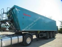 Reisch cereal tipper semi-trailer 50 cbm Getreidekipper, SAF, Lift, Kornschieber