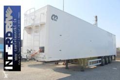 Menci moving floor semi-trailer semirimorchio menci piano mobile usato