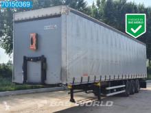 Kögel tautliner semi-trailer S24 Liftachse SAF-achse Edscha