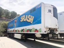 Semitrailer Carmosino SEMIRIMORCHIO, FRIGORIFERO, 3 assi kylskåp begagnad