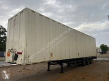 Semitrailer transportbil Schmitz Cargobull furgon paquetero