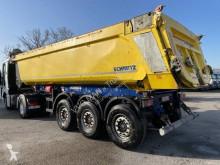 Schmitz Cargobull construction dump semi-trailer Benne acier Schmitz 3 essieux