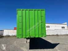 Leciñena flatbed semi-trailer SRG 3ED SREX3ED