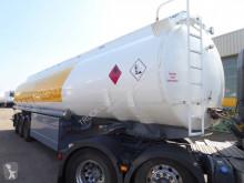 Semirremolque LAG ADR gultig/Valid, , 5 comp, mecanical counter, Fuel, cisterna productos químicos usado