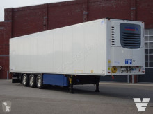 Naczepa Schmitz Cargobull SCB*S3B -Schmitz Frigo - Vleeshang/Hooks/Rohrbahnen - FRC - Diesel/Electric chłodnia z regulowaną temperaturą używana
