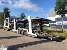 Félpótkocsi Lohr Eurolohr Eurolohr, Car transporter, Combi használt autószállító