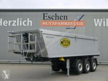 Semirimorchio ribaltabile Meiller MHK 44.3N 27m³Alu*5100kg*Luft/Lift*7mm*