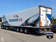 Semi remorque frigo mono température Schmitz Cargobull THERMOKING 300 / Dhollandia2000 LIFT AXLE / FLOWER WIDE / PALLET KAST