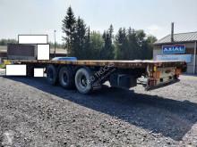 Semirremolque LAG bpw-disc brakes-lift axle-good tyres caja abierta usado