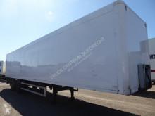 Semi reboque System Trailers TFS 18, TUV 06/2022 furgão usado