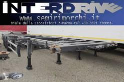Semirimorchio portacontainers Merker PORTACONTAINER FISSO