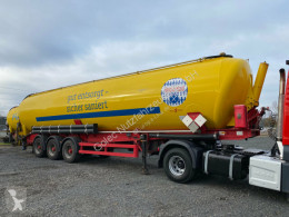 Spitzer SK 2766 CAL GGVS Kipp. Silo ADR 66.000 L semi-trailer damaged tanker