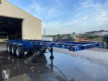 Semi remorque porte containers Trabosa PORTACONTENEDORES 20 Y 30 PIES