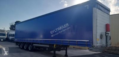 نصف مقطورة ستائر منزلقة (plsc) Schmitz Cargobull Non spécifié