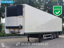 Heiwo Carrier Vector 1800MT Lift+Lenkachse Bi-/MultiTemp NL-Trailer semi-trailer used mono temperature refrigerated