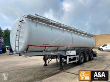 Semitrailer Menci LEBENSMITTELTANK WEBASTO 4 KAMMERN 30.000 L tank begagnad
