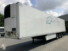 Schmitz Cargobull insulated semi-trailer SKO SKO24/L-13.4 FP 45-DOPPELSTOCK- Tri Multitemp