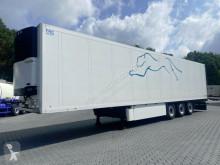 Schmitz Cargobull insulated semi-trailer SKO24/L-13.4 FP 45-DOPPELSTOCK- Tri Multitemp