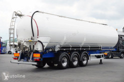 Semirremolque LAG / SILOS / 60 M3 / OŚ PODNOSZONA / 6280 KG / JAK NOWY cisterna usado