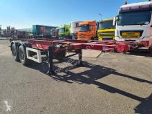 Semirremolque portacontenedores Krone SZC 18-1 Container chassis 20ft.