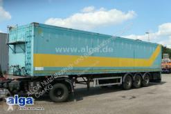Semirimorchio fondo mobile Bunge Sa24EW, 70m³, 8mm Boden, BPW-Achsen, Rollplane
