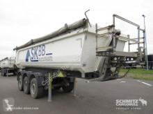 Semirimorchio Schmitz Cargobull Kipper Stahlrundmulde 24m³ ribaltabile usato