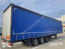 Semirremolque Schmitz Cargobull Semitrailer Curtainsider Mega lonas deslizantes (PLFD) usado
