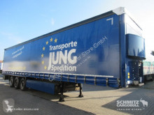 Semitrailer Schmitz Cargobull Curtainsider Joloda Getränke bryggeri begagnad