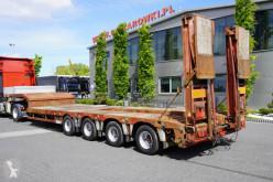 Semirimorchio trasporto macchinari Nooteboom 4-axle low bed semi-trailer OSD-73-04