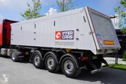 Semirimorchio benna edilizia Intercars Tipper semi-trailer N NW, 35 m3, aluminum