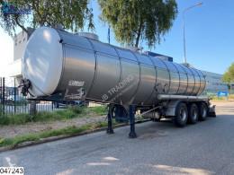 Semitrailer Indox Chemie 30350 Liter tank begagnad
