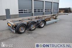 Sættevogn Schmitz Cargobull SCF 24 G | 2x20-30-40ft HC * EXTENDABLE REAR containervogn brugt