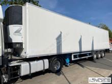 Chereau Eurogam 247 Belgium - Carrier - SAF Drum brakes - Good condition semi-trailer used mono temperature refrigerated