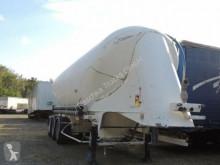 Spitzer Eurovrac * 39.000 L * semi-trailer used powder tanker