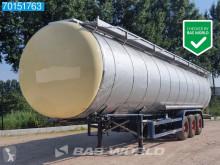 Návěs Feldbinder TSA 54.3 NL-Trailer / 54.000 Ltr / 3 comp. / ADR cisterna chemikálie použitý
