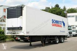 Semi remorque Schmitz Cargobull CM 1300/LBW/Strom/Alu-Boden/blume frigo occasion