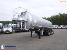 Návěs Feldbinder Powder / sugar tank alu 38 m3 (tipping) cisterna použitý