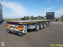 Kässbohrer SPB TIMBER Flatbed semi-trailer used flatbed