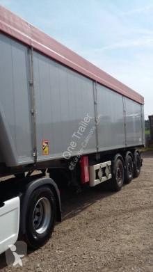 Semirimorchio ribaltabile trasporto cereali Tisvol DISPONIBLE