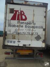 Semitrailer Trailor transportbil begagnad