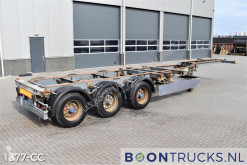 Schmitz Cargobull SCF 24 G | 2x20-30-40ft HC * AUSZIEHBARES HECK semi-trailer used container