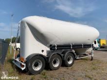 Semirimorchio cisterna Spitzer SF2437PI Eurovrac Cementonaczepa
