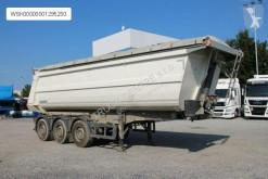 Naczepa Schmitz Cargobull GOTHA SGF S3, HARDOX, 36 CBM, LIFT AXLE, TOP wywrotka używana