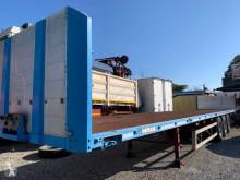 Naczepa Cardi do transportu sprzętów ciężkich używana
