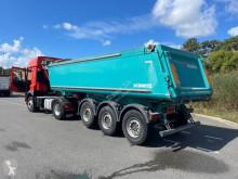 Semirremolque volquete benne TP Schmitz Cargobull voplquete con eje direcional