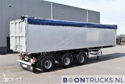 Bulthuis tipper semi-trailer TI 30 AL1 | 57 M³ KIPPER * ALU * 2 x STUURAS * APK 07-2022