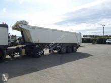 Samro construction dump semi-trailer aluminium