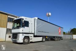 Semitrailer skjutbara ridåer (flexibla skjutbara sidoväggar) Schmitz Cargobull