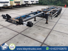 Semiremorca Van Hool PVS/GC 08011 transport containere second-hand